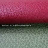 Cuoio impresso elastico del sofà dell'unità di elaborazione (KC-B047)
