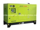 20kw 25kVA schalldichter Isuzu Dieselmotor-Energien-Generator