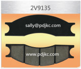Engieering Machinery Brake Pads 2V9135