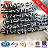 13.8kv Philippinen Galvanized elektrische Leistung Steel Tubular Pole