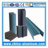 Quente! Todos os tipos do alumínio de madeira da superfície da grão expulsaram liga dos perfis 6063-T5