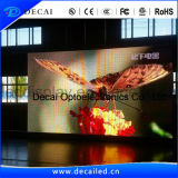Visualización de LED a todo color de interior sostenida del alquiler del vídeo P3.91 de la alta definición