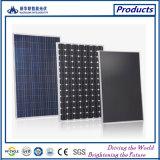 Fachada de cristal de la buena calidad con el panel solar de BIPV