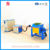 100kg Steel, Cast Iron, Aluminum Induction Melting Furnace
