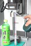 Máquina tampando de alumínio Tabletop do parafuso de frasco
