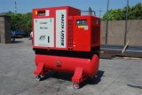 compresseur d'air complet de la vis 30HP avec le réservoir