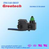 Interruptor selado Subminiature da alta qualidade da orelha do Zing micro