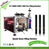 Máquina de rellenar de Stype Vape del cigarrillo del vaporizador 510 del cáñamo de Cbd del cartucho electrónico disponible fresco del petróleo