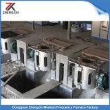 Forno di fusione Gw 20-2000kg di induzione per media frequenza elettrica di capovolgimento