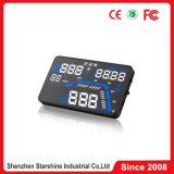 Coche Hud Q7 del GPS con el sistema de alarma de la alarma de la velocidad