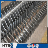 Tipo ahorrador del acero de carbón del tubo aletado de H para la caldera de vapor