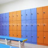 4 Kast van de Gymnastiek van de Hars van deuren HPL de Gelamineerde voor de Club van Denemarken