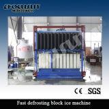 Machine de glace de congélation rapide de bloc
