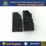 El negro de las piezas de maquinaria del CNC anodiza piezas del billete
