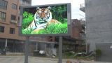 P16 Outdoor LED Video Screen per Wall Building