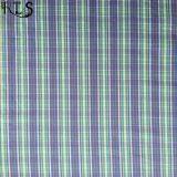 Prodotto tinto filato intessuto 100% del popeline di cotone per le camice/vestito Rls40-7po