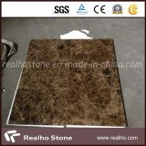 Good Price를 가진 어두운 Emperador Marble Composite Tile