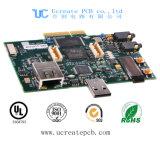 8 PCB van de HoofdRaad van de Computer van de laag met Uitstekende kwaliteit