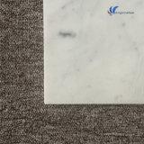 カラーラ磨かれた自然で白い大理石表