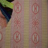 2016 tissus tellement à la mode de lacet de coton de robes de dames (WH7259-YC)