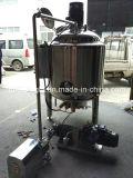 Vloeibare het Mengen zich van het roestvrij staal Tank met Mengapparaat