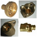 OEM Custom Brass Machinery Parte com Forging