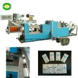 Cadena de producción plegable caliente de máquina del papel de tejido del bolsillo de la venta