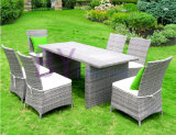Im Freien Balcony 5-Piece Patio Leisure PET Rattan Garten Furniture