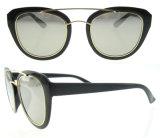 Gafas de sol al por mayor de la mujer de las gafas de sol de China de las gafas de sol de la manera