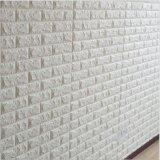 Etiqueta autoadesiva gravada da parede da espuma do PE de Rolls do papel de parede
