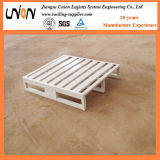 ISO Certification를 가진 창고 Stackable Storage Steel Metal Pallet