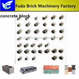 Competitive Priceの半Automatic Concrete BlockかBrick Machine