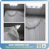 円形のテントの管は結婚式のための革新的なシステムをおおい、