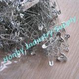 Pin de bijou de sûreté enroulé par 4PCS/Bunch en métal de modèle