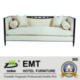 Canapé Concise Style Furniture Leisure Series (EMT-SF15)