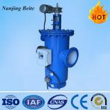 Filtro a sipario liquido dell'acqua dell'acquario Auto-Pulito automatico per il trattamento delle acque