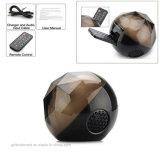LED-heller magischer Kristallkugel Bluetooth Lautsprecher Fernsteuerungs