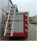 Roulement d'obturateur de rouleau de camion de pompiers vers le haut de porte