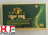 Rei Sexo Comprimido do tigre, produtos ervais do sexo para o homem