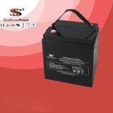 太陽エネルギーの蓄電池UPS電池Ml6-110 (6V110AH)の太陽電池パネル電池AGM VRLA電池