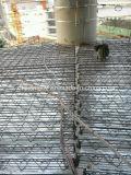Folhas de grande resistência do Decking do assoalho dos fardos das barras de aço do material de construção