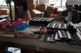De 13-sleutel van de Kleur van Sinomusik Piano Rechte Melodica voor Jonge geitjes