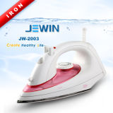 높은 Quality Plastic Electric Iron Steam 및 Spray