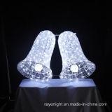 LED Cone 3D Motif Luz para Decoração de Natal
