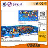 El patio de interior colorido más nuevo Vs1-160223-153A-33 de los temas del mundo del mar)
