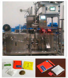 필터 Bag와 Envelope Bag Together Tea Packing Machine