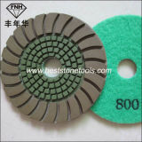 Dd-7 Dry Sunshine Polishing Pads para pedra e diamante