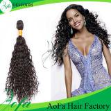 Onda brasileira não processada do corpo do cabelo do Virgin do brasileiro das extensões 100% de Ombe do cabelo humano