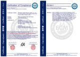 Alambre y cable certificados Ce de la chaqueta del aislante del PVC