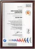 Hgw35cc, Hgw35hc sulla guida di guida lineare d'argento, rifornimento di Hgw35hc sulla guida d'argento della trasparenza